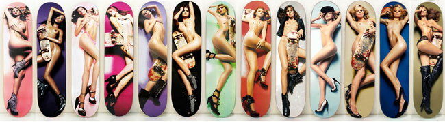doodah supermodels skateboards